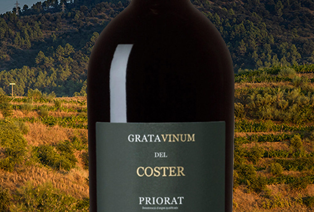 Coster Gratavinum, essence of the Priorat in a bottle