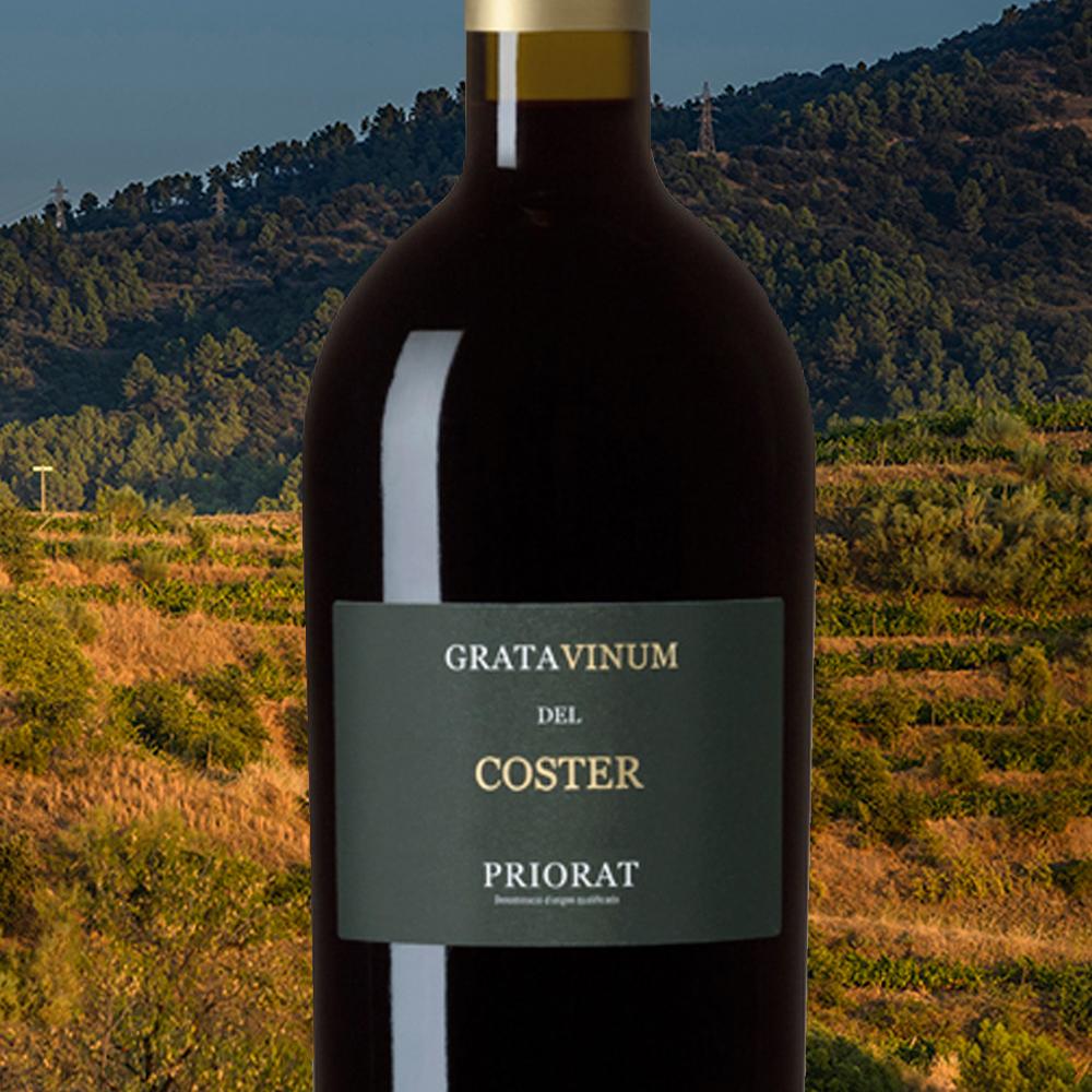 Coster Gratavinum, esencia del Priorat en una botella