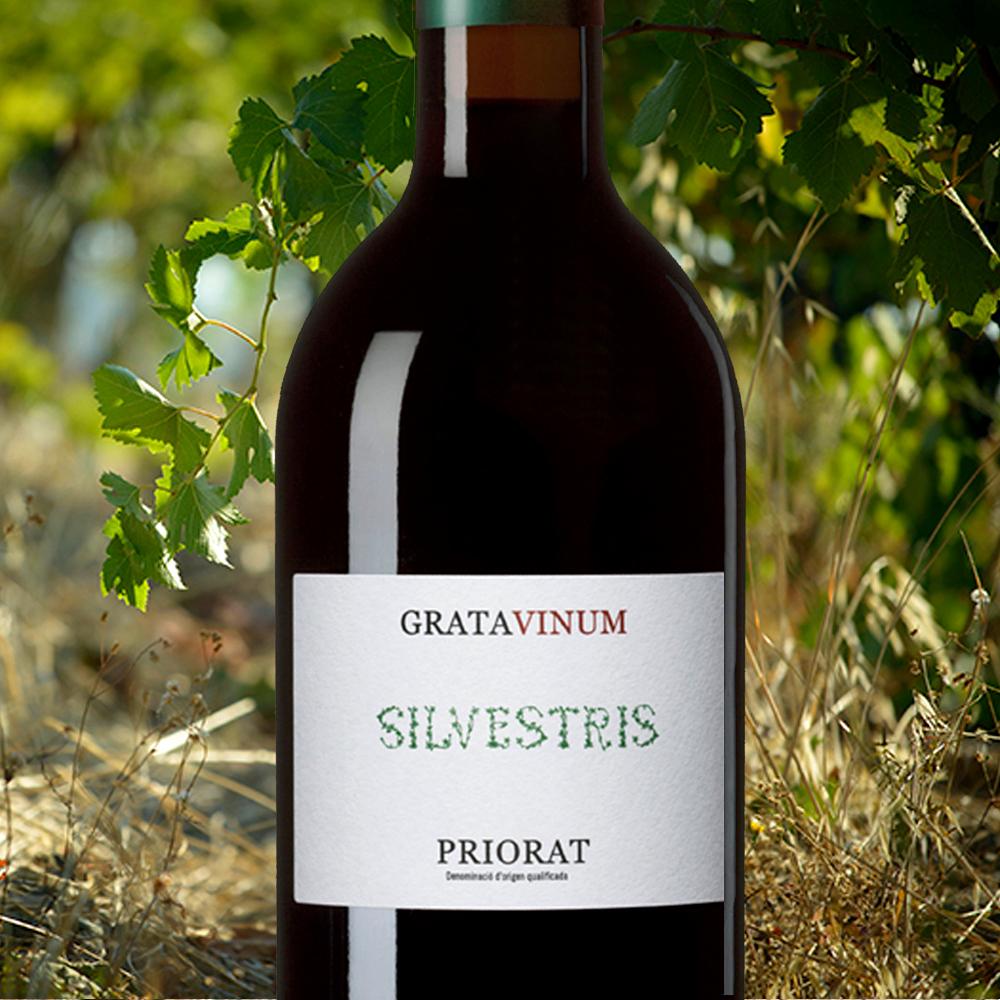 Los Vinos naturales de Parés Baltà los firma Silvestris