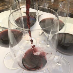 Cata de vino en la bodega Gratavinum - el Priorat
